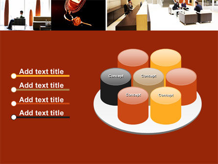Hotel Services PowerPoint Template Slide 12