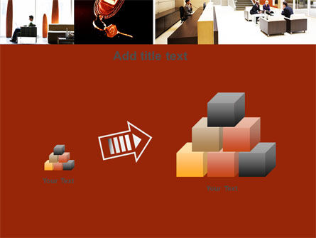 Hotel Services PowerPoint Template Slide 13