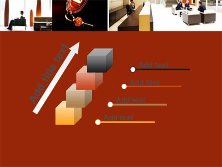 Hotel Services PowerPoint Template Slide 14