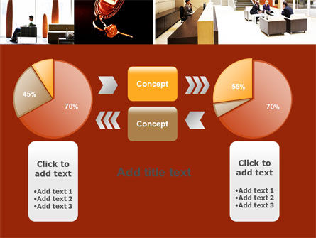Hotel Services PowerPoint Template Slide 16