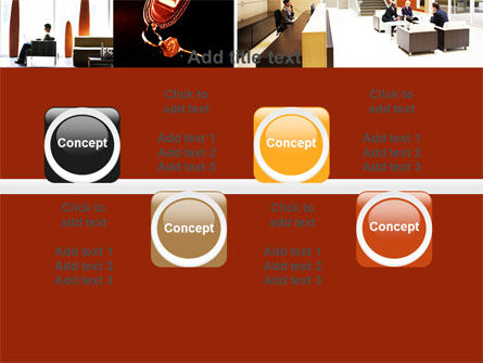 Hotel Services PowerPoint Template Slide 18
