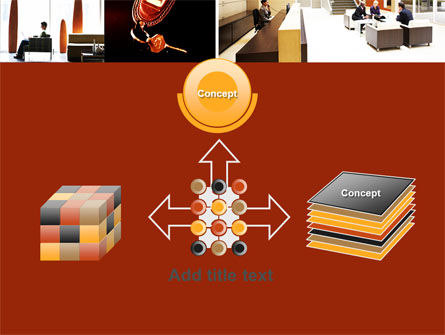 Hotel Services PowerPoint Template Slide 19