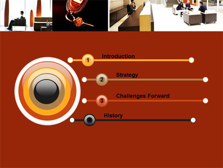 Hotel Services PowerPoint Template Slide 3