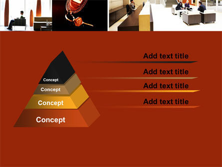 Hotel Services PowerPoint Template, Slide 4, 04713, Careers/Industry — PoweredTemplate.com