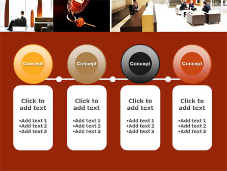 Hotel Services PowerPoint Template Slide 5