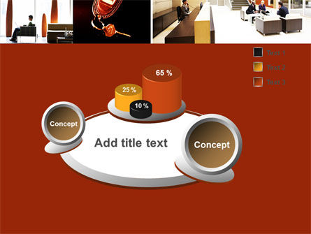 Hotel Services PowerPoint Template Slide 6