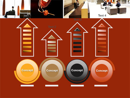 Hotel Services PowerPoint Template Slide 7