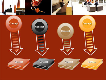 Hotel Services PowerPoint Template Slide 8