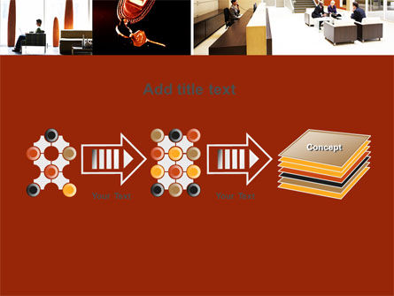Hotel Services PowerPoint Template Slide 9