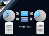 On the Way PowerPoint Template#11