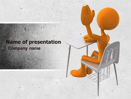 Good Pupil PowerPoint Template