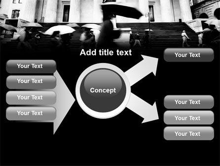 Wall Street PowerPoint Template Slide 14