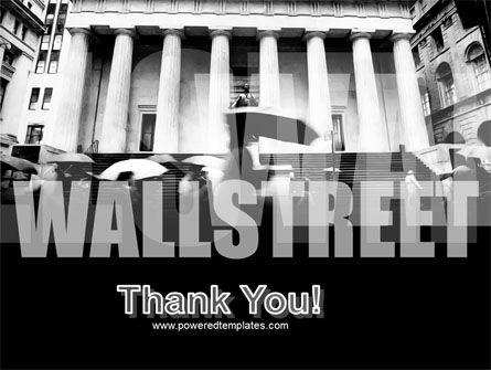 Wall Street PowerPoint Template Slide 20