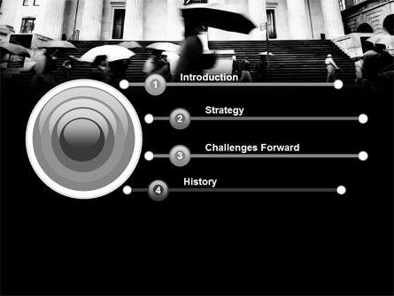 Wall Street PowerPoint Template Slide 3