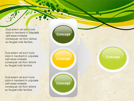 Green Sprouts PowerPoint Template Slide 11