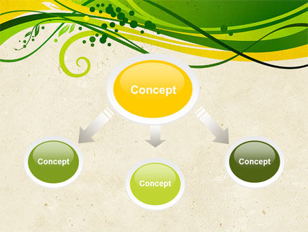 Green Sprouts PowerPoint Template Slide 4