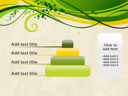 Green Sprouts PowerPoint Template Slide 8