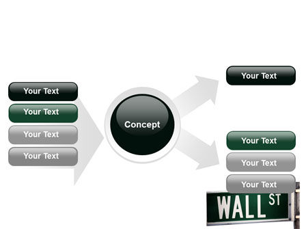 Wall St PowerPoint Template Slide 14
