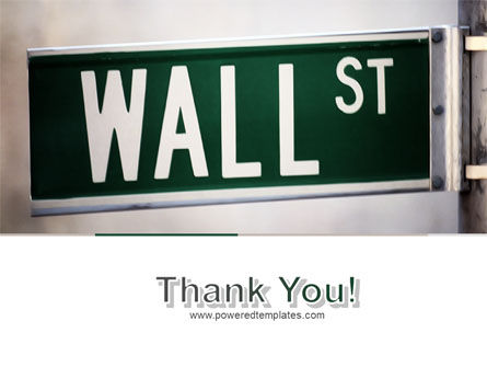Wall St PowerPoint Template Slide 20