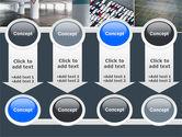 Parking Lot PowerPoint Template#18