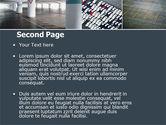 Parking Lot PowerPoint Template#2