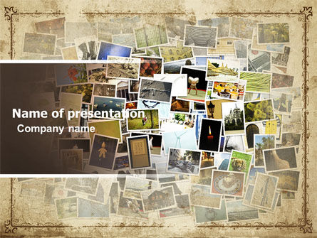 Art & Entertainment: Photo PowerPoint Template #04730