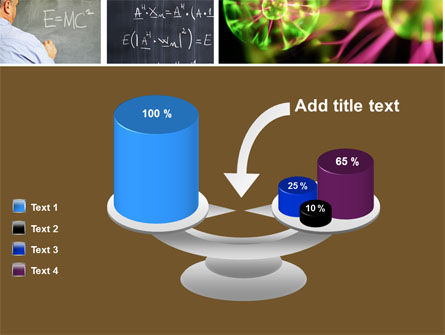Lesson In Physics PowerPoint Template Slide 10