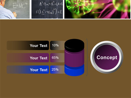 Lesson In Physics PowerPoint Template Slide 11