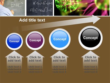 Lesson In Physics PowerPoint Template Slide 13