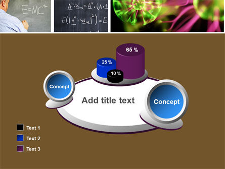 Lesson In Physics PowerPoint Template Slide 16