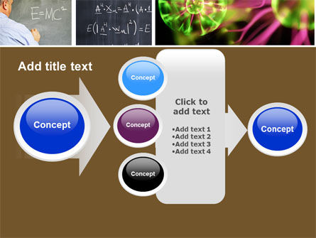 Lesson In Physics PowerPoint Template Slide 17