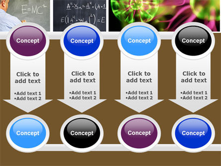 Lesson In Physics PowerPoint Template Slide 18