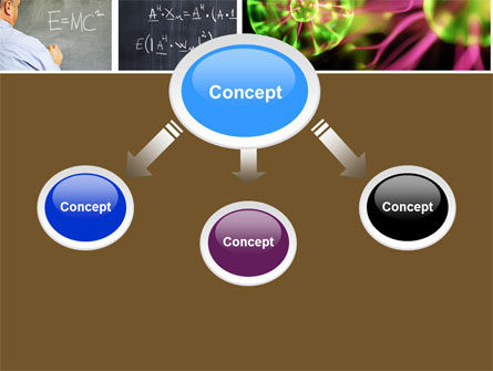 Lesson In Physics PowerPoint Template Slide 4