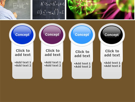 Lesson In Physics PowerPoint Template Slide 5