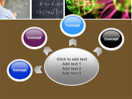 Lesson In Physics PowerPoint Template Slide 7