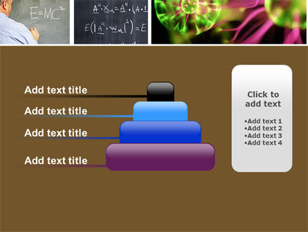 Lesson In Physics PowerPoint Template Slide 8