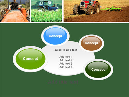 Tractor Collage PowerPoint Template Slide 16