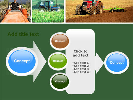 Tractor Collage PowerPoint Template Slide 17