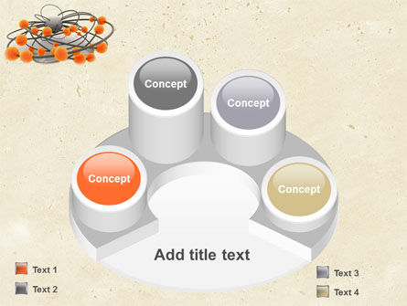 3D Model PowerPoint Template Slide 12