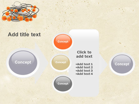 3D Model PowerPoint Template Slide 17