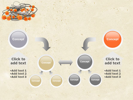 3D Model PowerPoint Template Slide 19