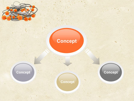 3D Model PowerPoint Template Slide 4