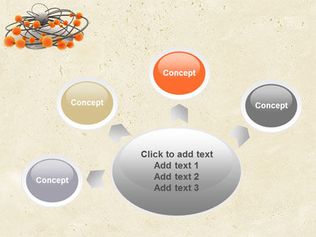 3D Model PowerPoint Template Slide 7