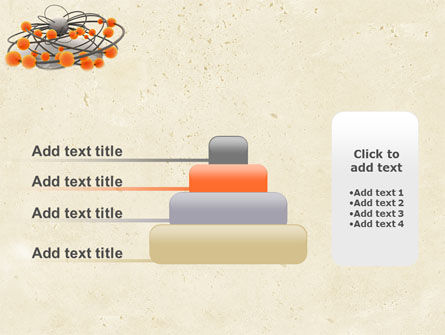 3D Model PowerPoint Template Slide 8