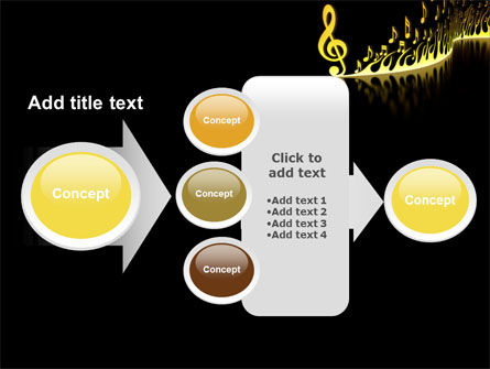 Modern Music PowerPoint Template Slide 17