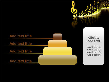 Modern Music PowerPoint Template Slide 8