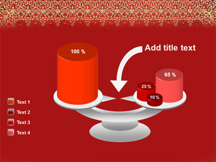 Persian Carpet PowerPoint Template Slide 10