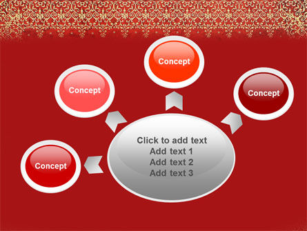 Persian Carpet PowerPoint Template Slide 7
