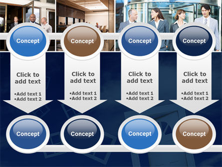 Open Doors In Collage PowerPoint Template Slide 18