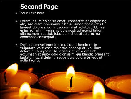 Religious Service PowerPoint Template, Slide 2, 04743, Religious/Spiritual — PoweredTemplate.com